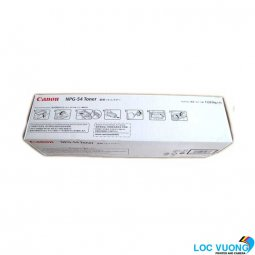 Mực Photocopy Canon NPG-54 Black Toner Cartridge