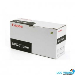 Mực Photocopy Canon NPG-7 Black Toner