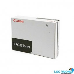 Mực Photocopy Canon NPG-8 Black Toner